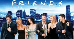 Lo que faltaba… Friends estilo millennial