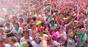 The Color Run Dream Tour 2018  LLEGA A PUCÓN