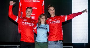 Equipo Trek Factory Racing Enduro suma  por primera vez a un chileno: Pedro Burns