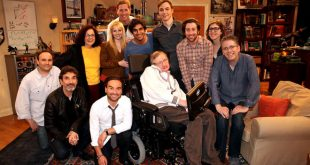 Elenco de The Big Bang Theory despide a Stephen Hawking