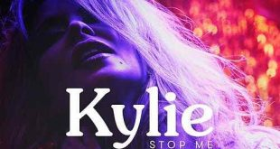 "Kylie presenta su nuevo single ""Stop me from falling"""