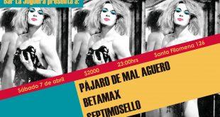 Betamax y Séptimo Sello llevarán sus grandes éxitos a Bar La Juguera