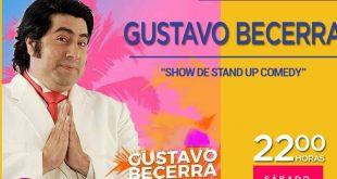 Gustavo Becerra… Este sábado en el teatro Bohem de Rancagua!