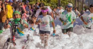 """The Color Run Dream"" Vuelven los ""5K más felices del planeta"" a Rancagua"