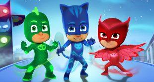 PJ MASKS – Héroes en Pijama, reprograman funciones