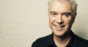 14 de mayo 1952, nace David Byrne de Talking Heads