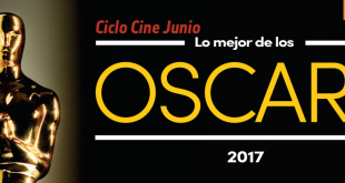 """Ciclo Cine """"Lo Mejor de los Oscars 2017"""" en Hub Providencia"""