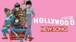 Hollywood lo nuevo de Gorillaz con Snoop Dogg