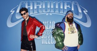 "Ya esta disponible el quinto album de estudio de Chromeo ""Head iver Heels"""