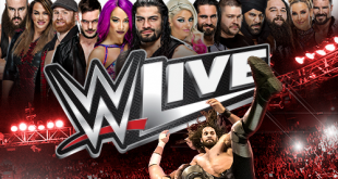 WWE LIVE™ Regresa a Chile