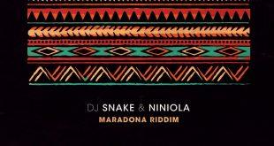 """DJ Snake estrena su nuevo sencillo """"MARADONA RIDDIM"""" junto a Niniola"""