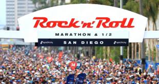 Los circuitos 10K y 21K de la Nissan Rock 'n' Roll Half Marathon Santiago 2018