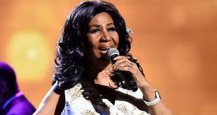 Aretha Franklin está en su hogar aún en un estado grave