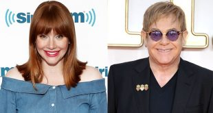 Bryce Dallas Howard se une al biopic de Elton John