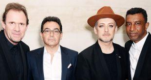 Boy George y Culture Club anuncian nuevo disco