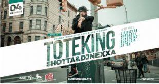 TOTE KING Regresa a Chile y agenda concierto para el próximo 4 de octubre en Club Chocolate