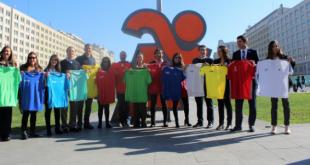 Con aumento de cupos y miras a la internacionalización, hoy se lanzó el Maratón de Santiago 2019