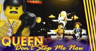 Queen ya tiene su propia versión LEGO