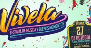 """""""VÍVELA"""" Festival  ¡Ya tiene horarios confirmados!"""