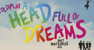 "Coldplay presenta la película ""A Head Full Of Dreams"""