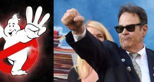 Dan Aykroyd anuncia regreso de Los Cazafantasmas