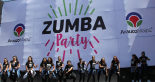 Zumba Party:  Panorama imperdible para los amantes del baile