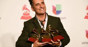 Latin Grammy 2018: El uruguayo Jorge Drexler y Luis Miguel, los ganadores de la noche