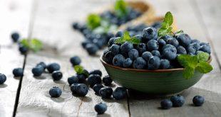 Arándano y Cúrcuma, los nuevos antioxidantes
