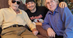 La visita que recibió Stan Lee dos días antes de morir