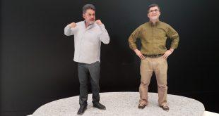Ahora puedes realizar una replica de tí mismo en 3D