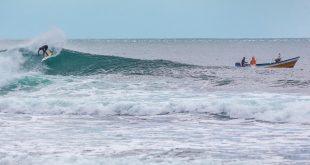 Búsqueda de la mejor ola para torneo de surf en Chiloé se extenderá hasta febrero