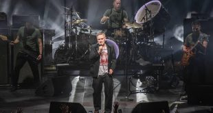 Morrissey, lo dulce y agraz de su ultima visita a Chile