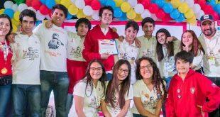 Escolares Talquinos representarán a Chile en el Mundial de Robótica