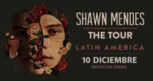 Shawn Mendes Anuncia su Tour Latinoamericano