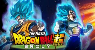 En su primer fin de semana de estreno DRAGON BALL: SUPER BROLY se convirtió en la segunda película animada más taquillera de los últimos años